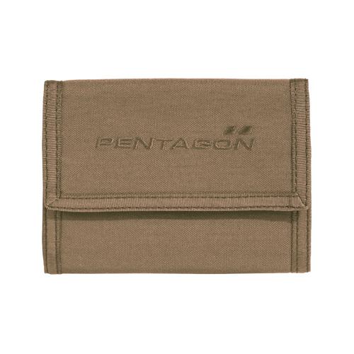 Ціна Підсумок ID панель та портмоне/гаманці / Гаманець Pentagon STATER 2.0 WALLET K16057-2.0