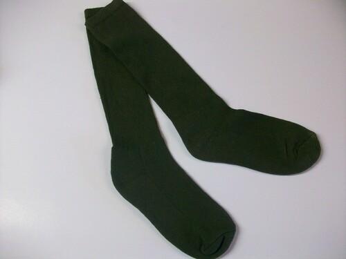 Ціна Шкарпетки / Антибактеріальні шкарпетки армії США USGI MILITARY ANTI-MICROBIAL BOOT SOCK