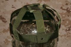 Підвісна система для шолому USGI Kevlar PASGT Troop Parachutist Helmet Suspension