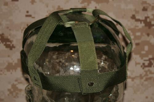 Ціна Аксесуари до шоломів / USGI Kevlar PASGT Troop Parachutist Helmet Suspension