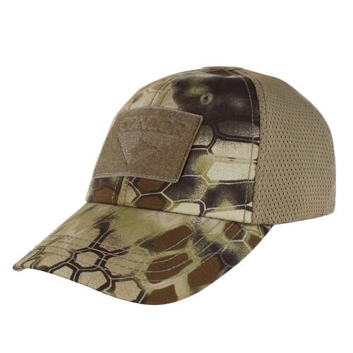 Ціна Кашкети та бейсболки / Тактичний кашкет бейсболка літня Condor Mesh Tactical Cap TCM