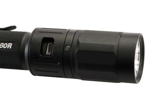 Ціна Ліхтарі / Pelican 2380R Dual Fuel USB Rechargeable Tactical Flashlights