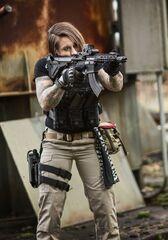 Тактичні військові жіночі штани Tru-Spec 24-7 Series 65/35 Teflon Coated Womens Pants 1095