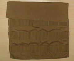Підсумок для бокових бронеплит армії США USGI EAGLE Ind. USMC Coyote Side Plate Pocket