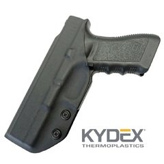 Внутрішньопоясна кобура Battle Steel Glock 17/22/31 Kydex Holster