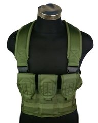 Pantac Molle AK Chest Rig VT-C004, Cordura (discontinued)