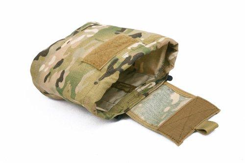 Ціна Підсумок Скидання Стріляних Магазинів / Підсумок для скидання магазинів молле Pantac Molle Foldable Magazine Drop Pouch PH-C060, Cordura
