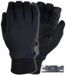 Тактичні неопренові рукавички з мембраною Damascus Stealth X™ - Neoprene w/ Thinsulate® insulation & waterproof liners DNS860L