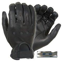 Damascus DashPro Premium leather driving gloves D22