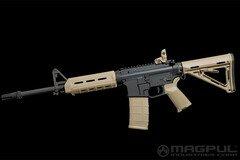 Полімерна цівка М16 IMI A2 Polymer handguard (Rifle Length) ZPG04