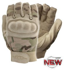 Тактичні рукавички мультикам Damascus Nexstar III™ - MultiCam® Print Gloves w/ Hard Shell Knuckles MX25-MH