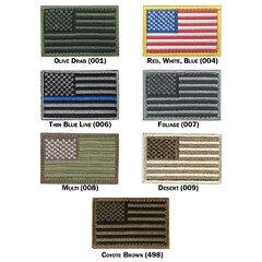 Патч шеврон прапор США Condor PVC Flag Patches 221034