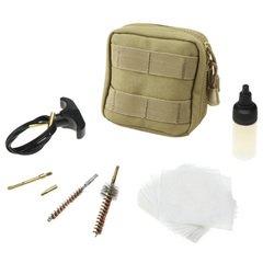 Підсумок із набором для чищення зброї Condor RECON Gun Cleaning Kit 237