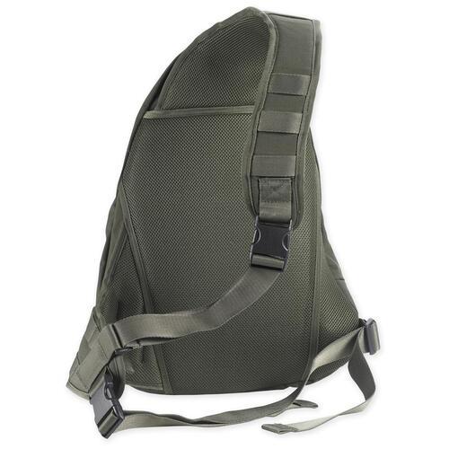 Ціна Рюкзаки. Транспортувальні, вантажні, для зброї та під гідросистеми / Тактичний наплічник для прихованого носіння зброї Snugpak Crossover Single Shoulder Strap Concealed Day Pack 9215