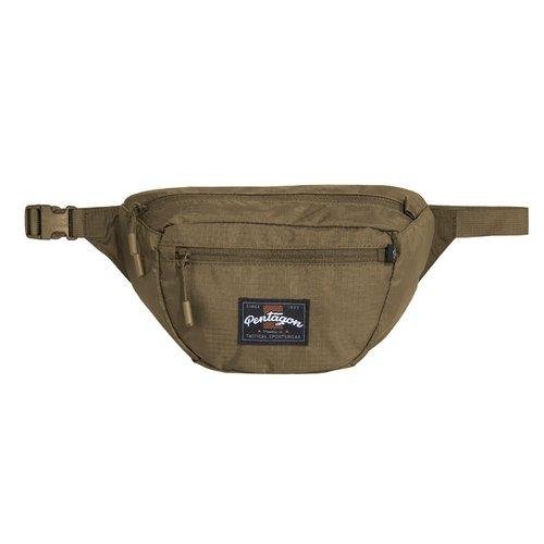 Ціна Сумки. Поясні, Плечові та для прихованого носіння зброї / Поясна сумка Pentagon MINOR TRAVEL POUCH K17080