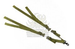 Патронташ ремінь для рушниці BLACKHAWK Shotgun Shell Sling (2-PT) 43SS15