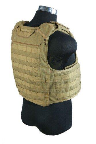 Ціна Плитоноска (Плейт керріер та Бронежилет) / Shark Gear RBV Molle Vest 90002959 (RBAV)