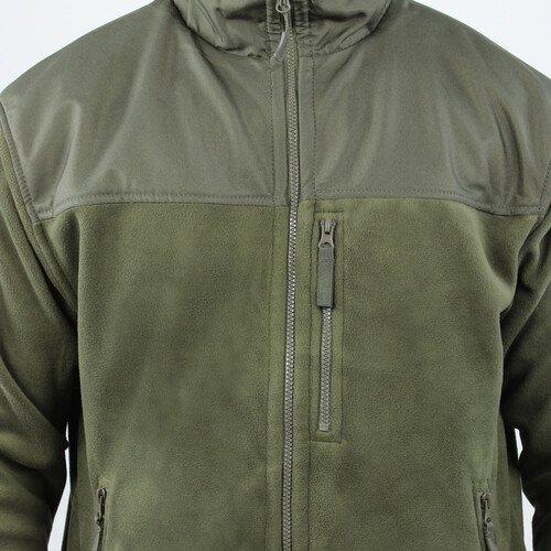 Ціна Кофти та светри, фліс / Тактична флісова куртка Condor ALPHA Mirco Fleece Jacket 601