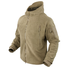 Condor SIERRA Hooded Fleece Jacket 605