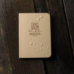 "Всепогодний блокнот Rite In The Rain Journal Polydura 393 - 12*18см (4 5/8""x7"")"