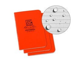 Всепогодний нотатник Rite In The Rain Stapled Notebook OR71FX-M