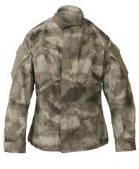 Військова форма Propper ARMY COMBAT UNIFORM COAT A-TACS F5459-38-379 BATTLE RIP® 65/35 POLY/COTTON RIPSTOP
