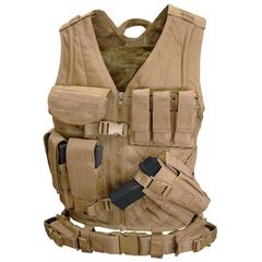 Тактичний розвантажувальний жилет молле Condor Crossdraw Vest CV
