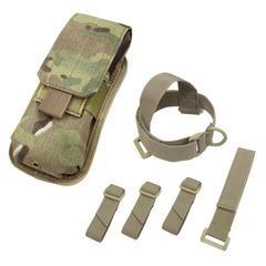 Наприкладний патронташ Blackhawk BUTTSTOCK SHELL HOLDER WITH FLAP 74SH01