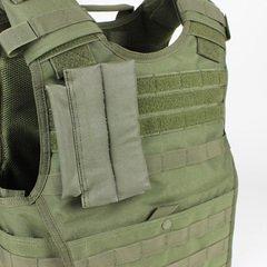 Pantac Releasable Molle Armor Shoulder Protective Pad OT-C308, Cordura