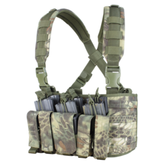 Pantac Molle EV Universal Lowprofile Chest Rig PH-C881, Cordura (discontinued)