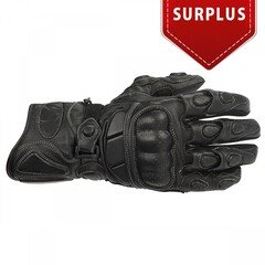 Водійські шкіряні рукавички обрізані Damascus DashPro Premium leather driving gloves D22S (Half Finger)