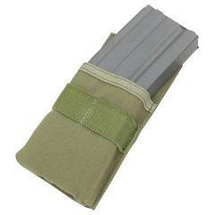 Потрійний велкро підсумок для магазинів гвинтівки Blackhawk Hook Backed Triple M16 Mag Pouch, 65MV01BK