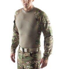 Вогнетривка бойова сорочка армії США USGI Massif Combat Shirt MULTICAM Crye Precision