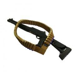 Бандольєра патронташ BLACKHAWK 55rnd Shotgun Bandoleer 43SB55