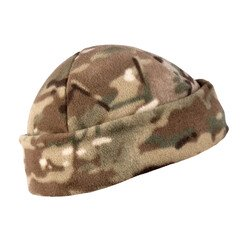 Зимова флісова шапка Helikon-Tex WATCH CAP - FLEECE CZ-DOK-FL
