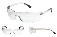 Edge KRAG Ballistic Anti-Fog Safety Glasses UK111AF