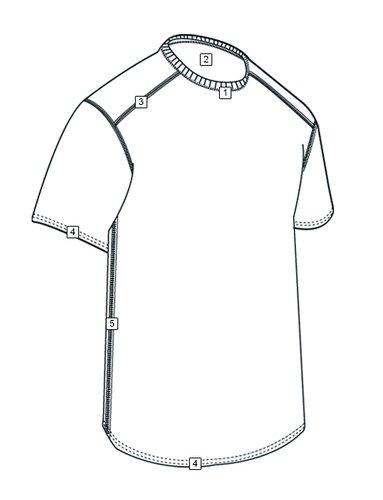 Ціна 1 шар. Потовивідна термо білизна / Tru-Spec CORDURA® BASELAYER CREW NECK SHORT SLEEVE SHIRTS 2767