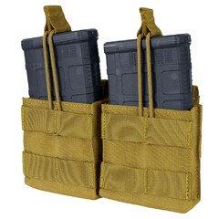 Підсумок для магазинів гвинтівки подвійний молле Condor Double AR10/M-14 Open Top Mag Pouch MA24