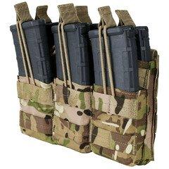Підсумок магазину потрійний молле Pantac M16 Triple Mag Pouch PH-C879, Mod A, Cordura