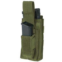 Підсумок магазину молле Pantac FLC Molle M4 Single Dual-Mag Pouch PH-C889, Cordura