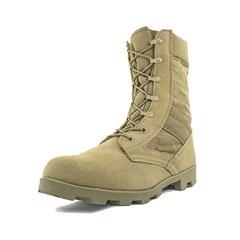 Військові пустельні літні черевики Maelstrom Military Combat Side Zip Boots