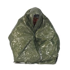 Аварійна термоковдра NDUR Combat Emergency Survival Casualty Blanket 61420/61425