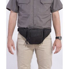 Тактична поясна сумка кобура Pentagon NEMEA GUN POUCH K17055