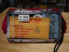 Захисний кейс Pelican Micro Case 1060